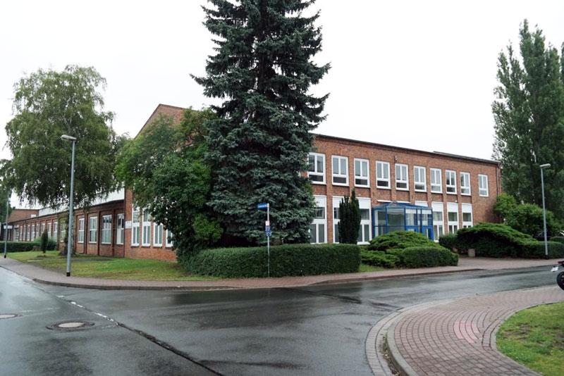 RVA-Energietechnik - Gebäude